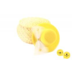 Sarı Papyon Şapka