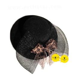 Pet Black Style Şapka