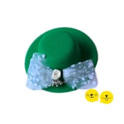 Pet Garden Yeşil Şapka