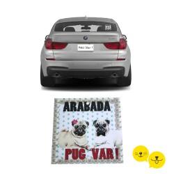 Arabada Pug Var !