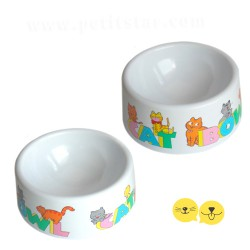Cat Bowl Mama ve Su Kabı