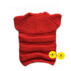 Red Knitwear Gama Triko