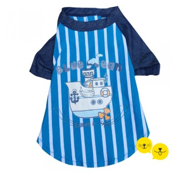 Blue Ocean Tişört