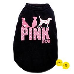 Pink Dog Tişört