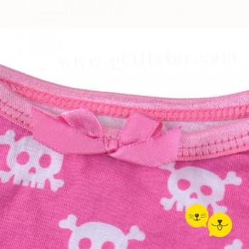 Pink Simple Tişört