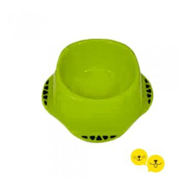 Elma Yeşili İtalyan Mama ve Su Kabı