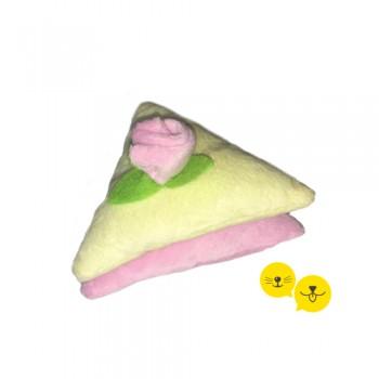 Çilekli Muzlu Pasta Oyuncak