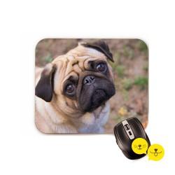 Pug Mouse Pad